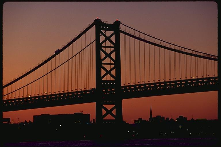 Benjamin Franklin Bridge